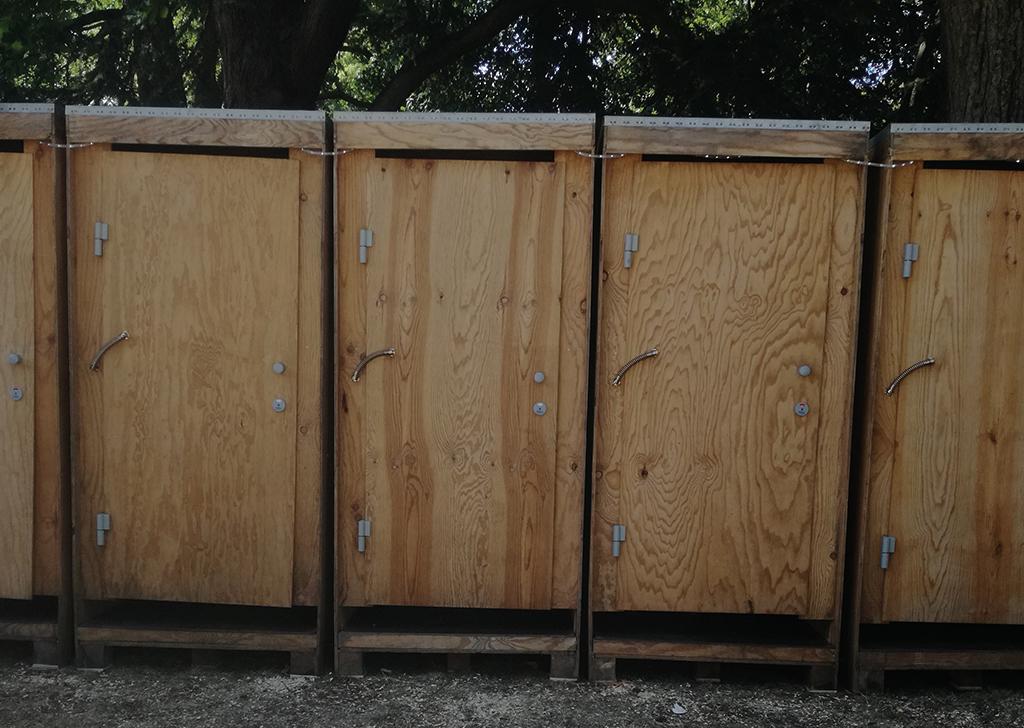 toilettes seches grande